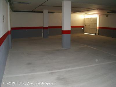 Vendo Plaza de Parking  en Carboneras C/Avda. Almeria nº 28.