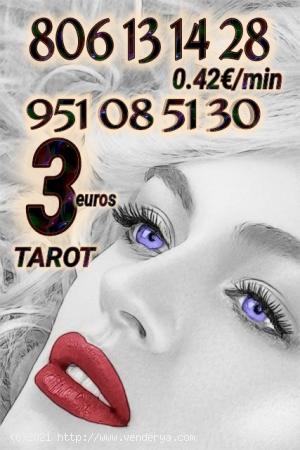 3 EUROS CONSULTA DE TAROT Y VIDENCIA