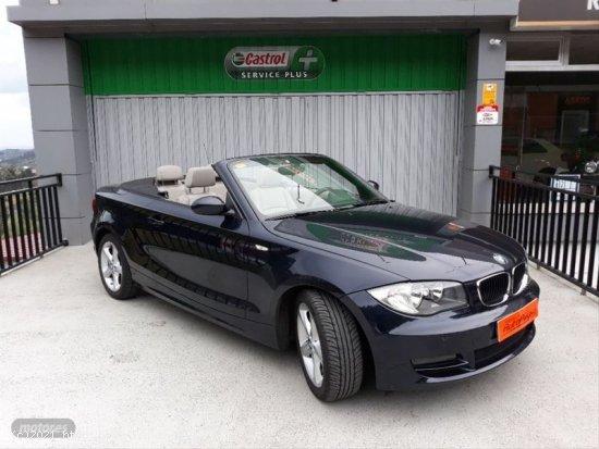 BMW Serie 1 120d de 2009 con 140.000 Km por 11.900 EUR. en A Coruna