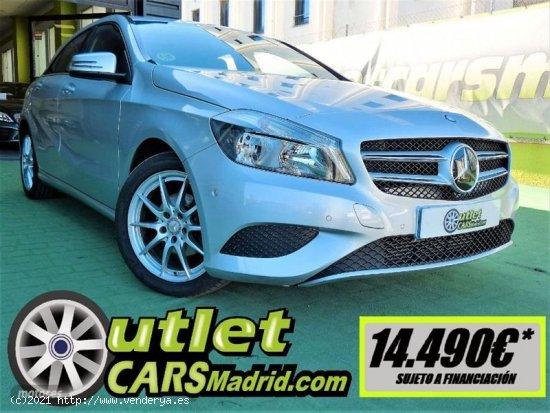 Mercedes Clase A A 180 CDI Urban de 2014 con 63.000 Km por 15.990 EUR. en Madrid